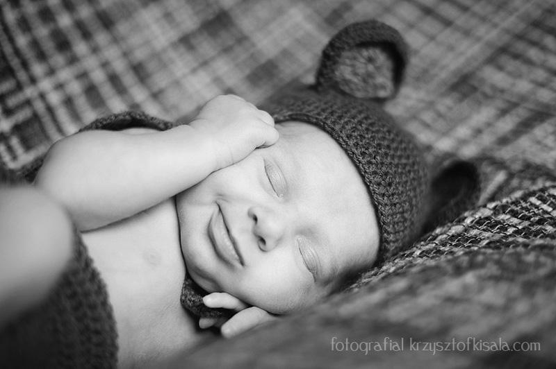 zdjęcia noworodków, sesja noworodka, fotograf Wałbrzych Legnica Świdnica